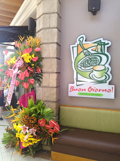 Buon Giorno Caffe & Bistro Is Now Open At Twin Lakes, Tagaytay