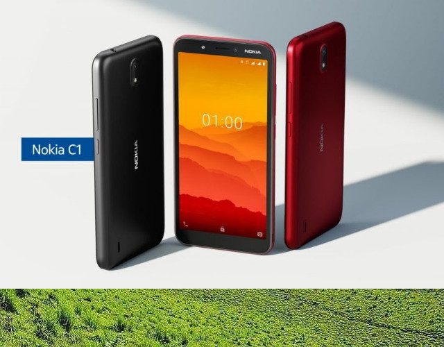 Nokia C1 Harga 849k Cocok buat Belajar Online