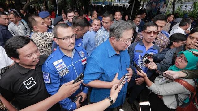 Voting Opsi Pilpres DPP PD: Jokowi 42%, Prabowo 58%