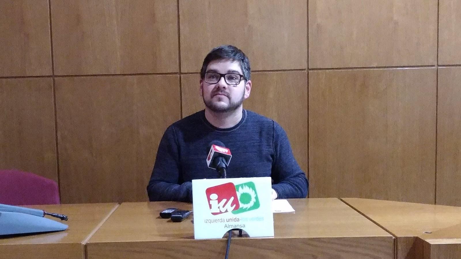 Izquierda Unida - Los Verdes Almansa: RUEDA DE PRENSA | IU-LV ...