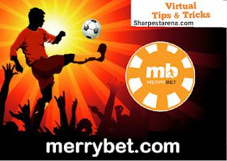 Merry Virtual football tips and league prediction.