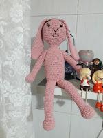 El Örgüsü Tavşan Yapımı