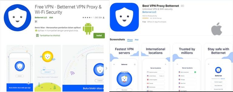 Panduan Cara Membuka Nawala Menggunakan Aplikasi VPN