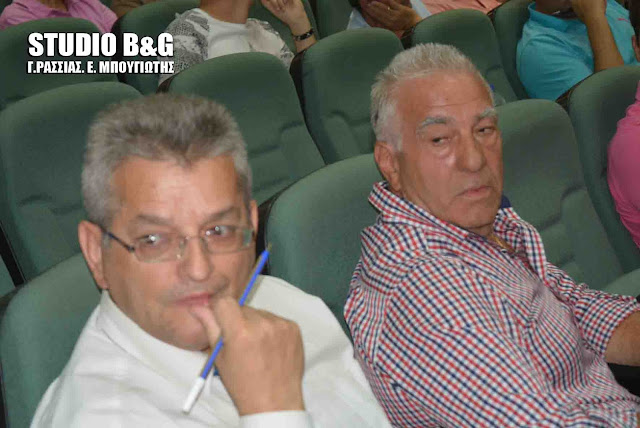 Ο Γιώργος Μπέλος ανέλαβε και επίσημα τον Παναργειακό