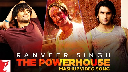 Best of Ranveer Singh The Powerhouse Mashup Video Song 2016