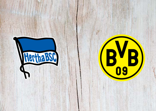 Hertha BSC vs Borussia Dortmund -Highlights 30 November 2019