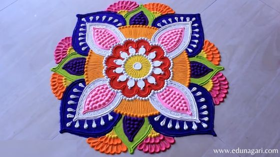 Diwali for Rangoli