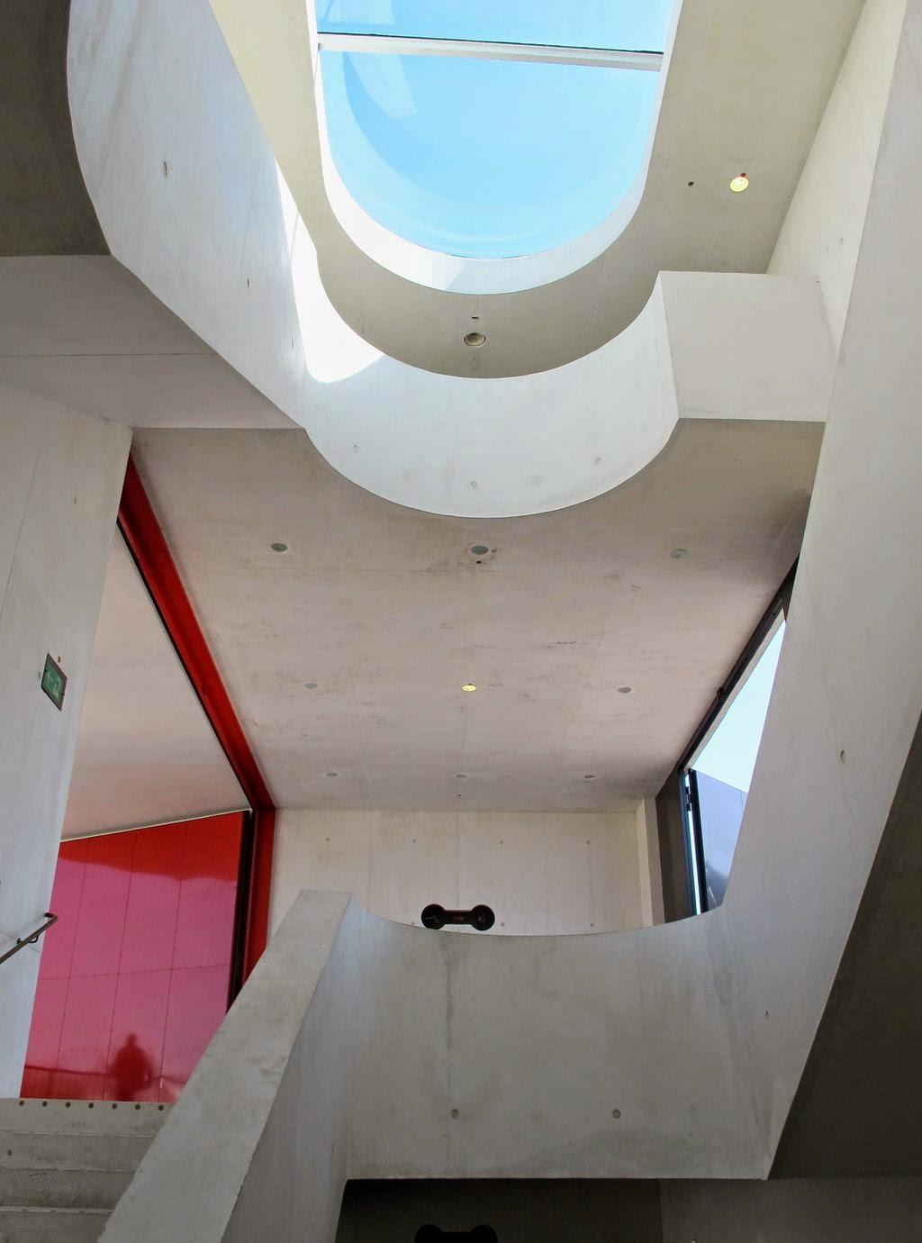 Beton, Architektur