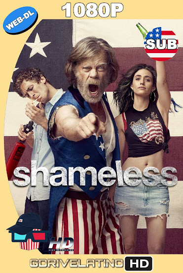 Shameless Temporada 01 al 09 AMZN WEB-DL 1080p SUBTITULADO MKV