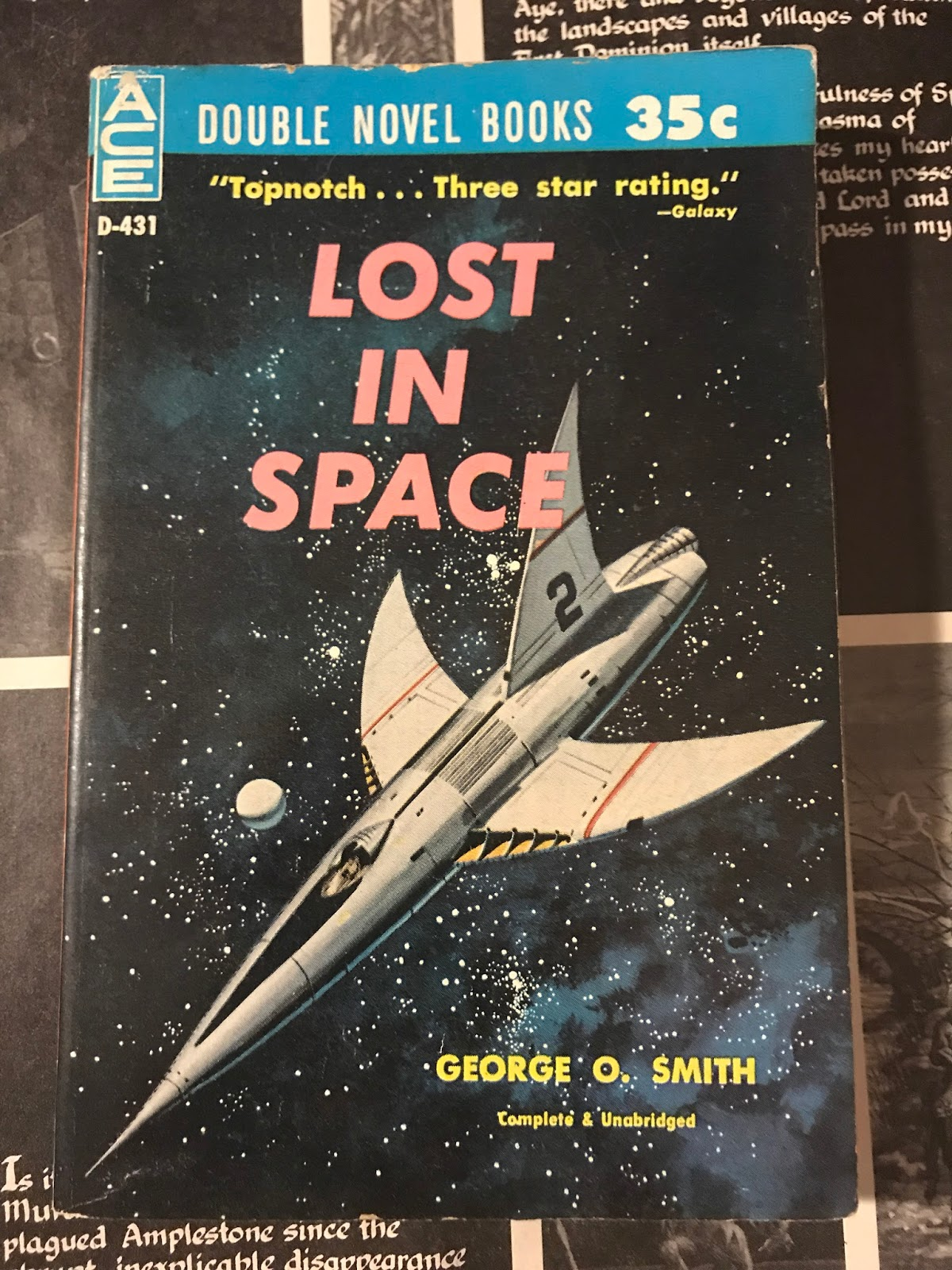 First Edition Fantasy: Vintage Science Fiction Book Covers ...