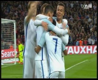 اهداف مباراة انجلترا والبرتغال 1-0 الودية 2-6-2016