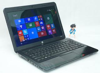 Jual Laptop HP 1000-1b09AU