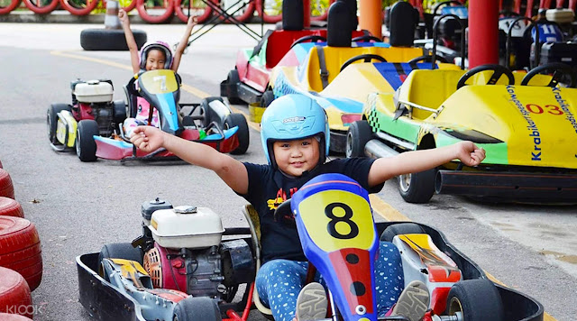 Go Kart Experience at Krabi Kart Speedway