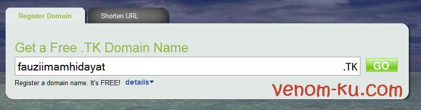 beli domain gratis