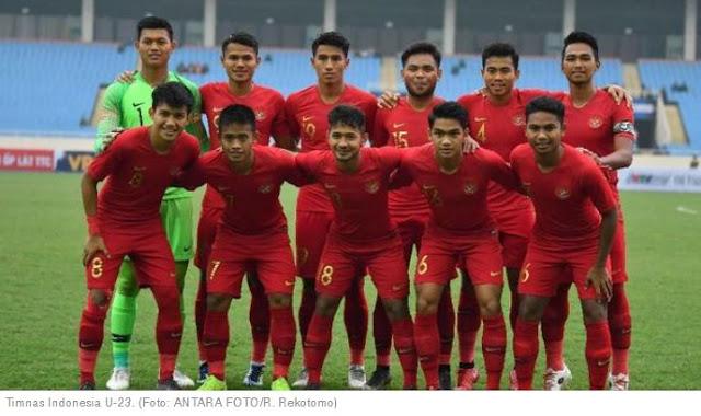 Hasil Timnas Indonesia U-23 vs PSIM Yogyakarta 0-0