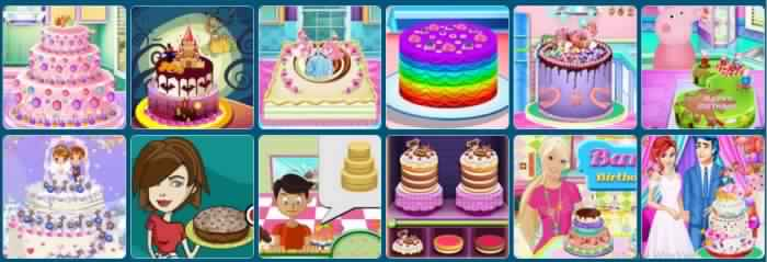 Cake Maker Games Online Download For Pc and Jio Phone