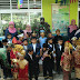 Anggota Satgas TMMD/N ke 111 Hadiri Acara Perpisahan TK Al-Hidayah Talang Maur