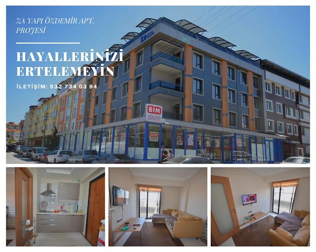 Kütahya Meydan Mahallesi Satılık 1+1 Daire 170.000 TL