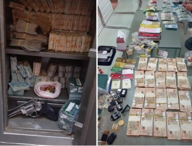 Polícia realiza operação para prender donos de granjas em Garanhuns, Correntes e cidades de  Alagoas.