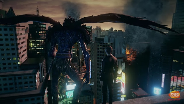 Trailer released for Death Note~ Jump Force
