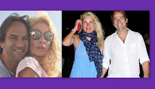 Ελένη Μενεγάκη – Μάκης Παντζόπουλος: Γιορτάζουν δέκα χρόνια μαζί και αυτό είναι το love story τους  - ΕΙΚΟΝΕΣ