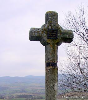 Croix de chemins d'Auvergne