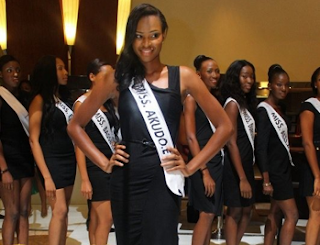 miss nigeria winner this year