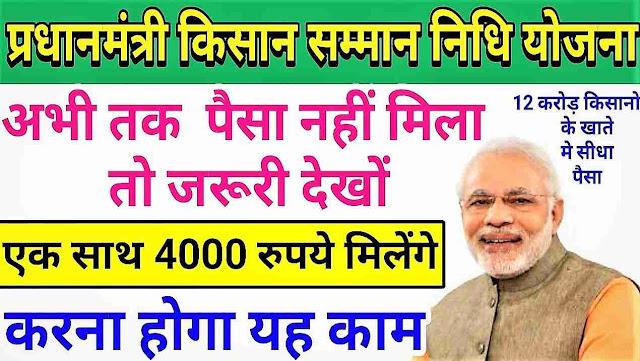 प्रधानमंत्री किसान सम्मान निधि योजना की लिस्ट में आपका नाम है या नहीं PM Kisan sanman Nidhi Yojana Full Details 2020 Rs. 2000 Credit In your account