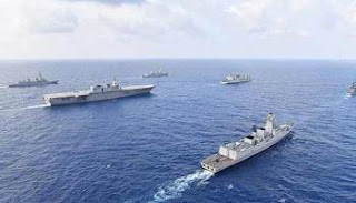 India and Indonesia conducted 'PASSEX Exercise'