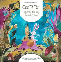 One to Ten, Squirrel's Bad Day cover