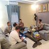 Wakapolres Gowa Melaksanakan Kunjungan Ke Polsek Tinggimoncong