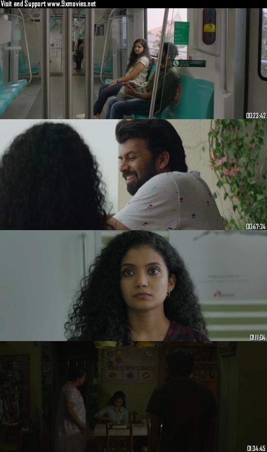 Sara's 2021 Malayalam 720p WEB-DL 900MB ESubs