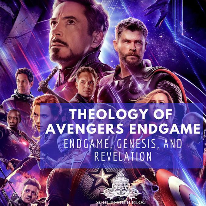 The Theology of Marvel's Avengers: Endgame, Genesis, and Revelation