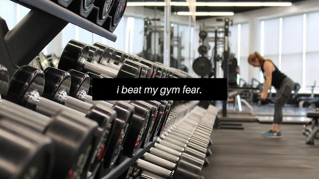 I Beat My Gym Fear // Let's Talk