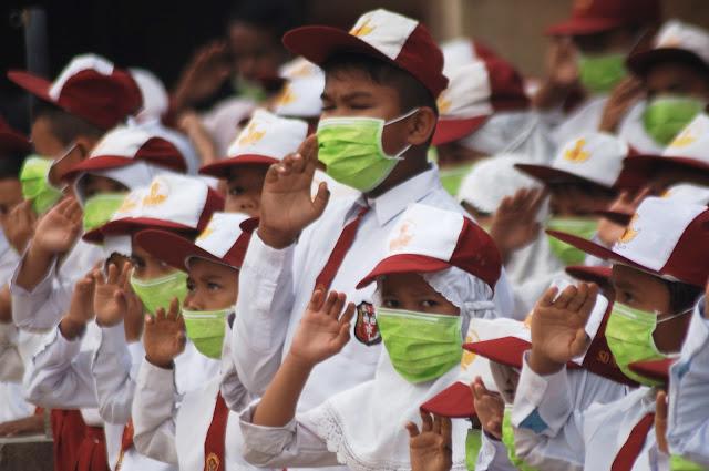 Bunda Boleh Tak Izinkan Anaknya Masuk Sekolah Meski di Zona Hijau Dengan Alasan Berikut