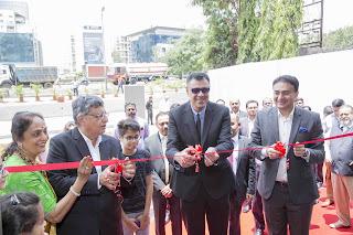 Jaguar Land Rover start 3s facility  at Pune