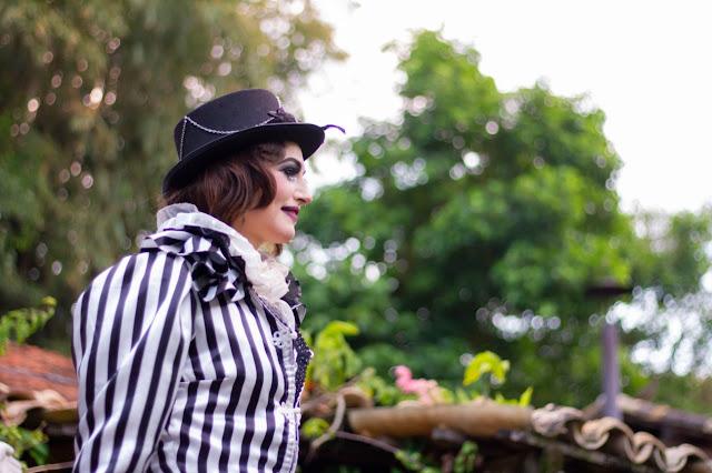 Atrações para festa de casamento ao ar livre de Humor e Circo Produtora em São Paulo