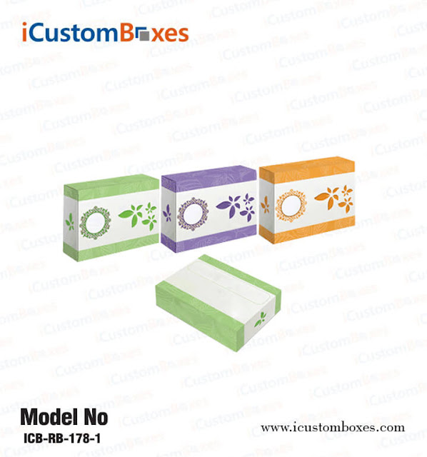 Wholesale Soap Box Packaging