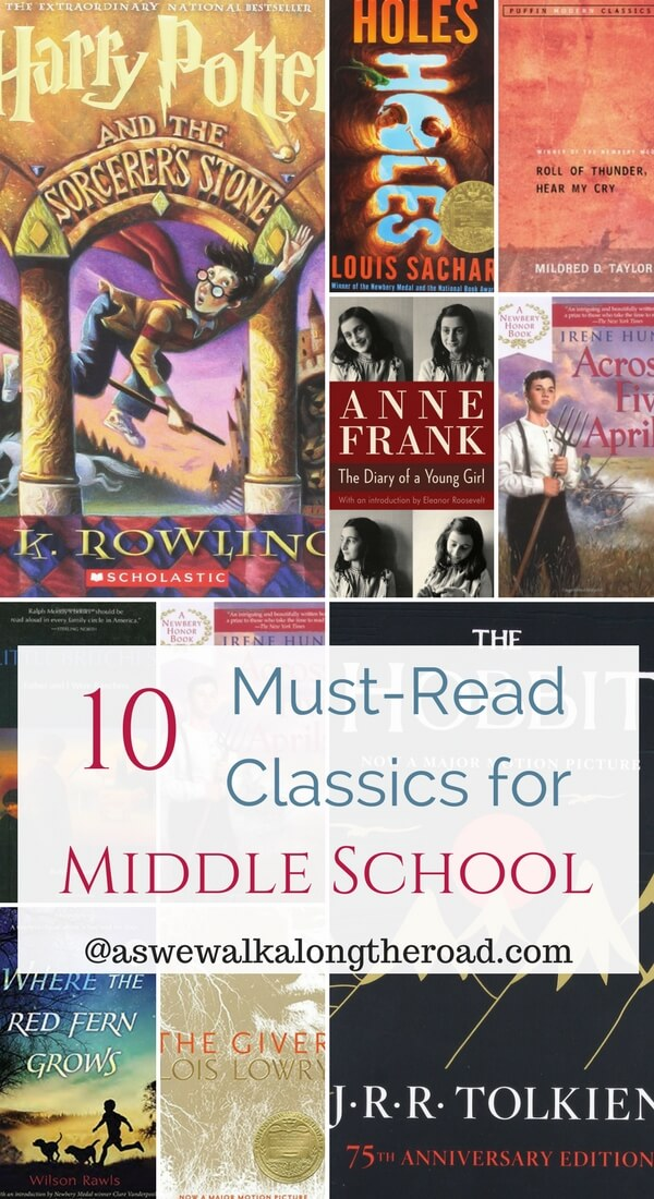 Classics for Middle School Readers