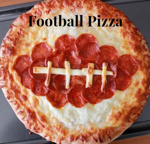 Football Pizza from www.summerscraps.com