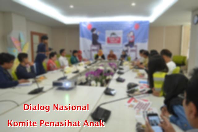 dialog nasional komite penasihat anak