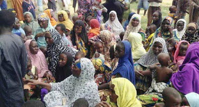 Humanrights watch accuse Police, Soldiers, Vigilantes, other government workers of raping and sexually exploiting Female IDPs
