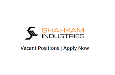Shahkam Industries April Jobs In Pakistan 2021 Latest | Apply Now