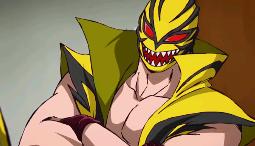 Tiger Mask W – Episódio 09 – A Primeira Luta Tempestuosa!