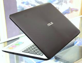 Jual Laptop Gaming ASUS X555B AMD A9 di Malang