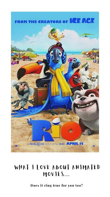Rio movie travel based review doibedouin