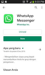 cara memasang aplikasi whatsapp