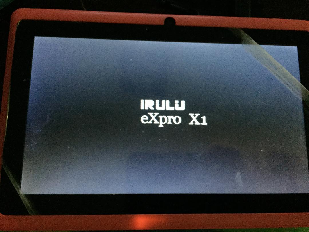 irulu expro x1 model x7 firmware