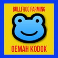 Tips dan Trik Budidaya | Kodok Lembu | Bullfrog | Rana catesbeiana |Mudah dan Murah Hanya di Oemah Kodok