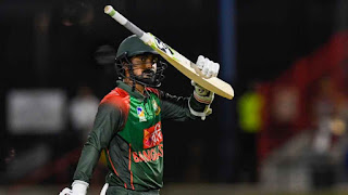 West Indies vs Bangladesh 3rd T20I 2018 Highlights